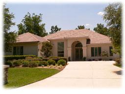 Home in Lecanto Florida.