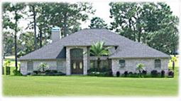 Home in Inverness Florida.