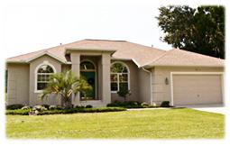 Home in Homosassa, Florida.