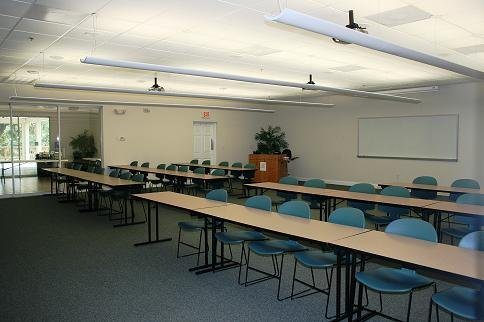 Conference room in the Realtor's Association of Citrus County.